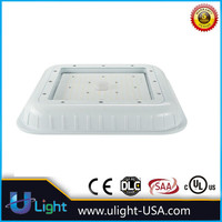 Factory Supplier meanwell driver150w led canopy lights of China National Standard