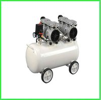 discount price used dental air compressor 50L