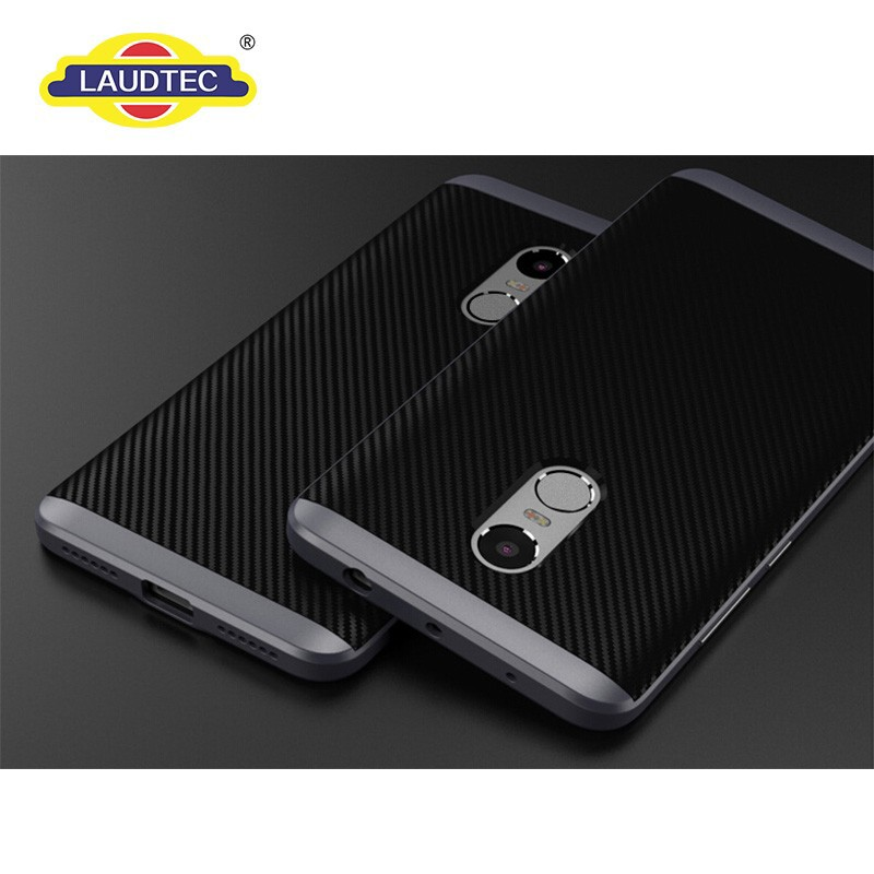 High quality carbon fiber case cell phone case for Redmi Note 4