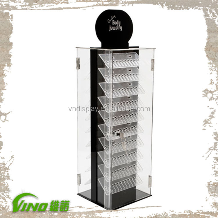 Tarantula Reptile Acrylic Display Cases acrylic display case with lock