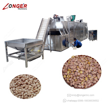 2107 Most Popular High Quality soya Bean Commercial Nuts Coffee Bean Roasting Machine With Cooling System
