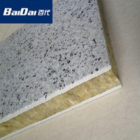 Baidai Decorative cheap SEPS lightweight exterior wall panel building materials