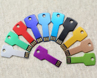 colorful key chain USB Drive Flash Memory Drive Sticks Disk 4GB 8GB 16GB 32GB 64GB S44