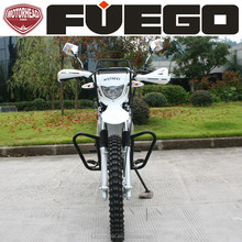 Enduro Off Road Motorbike Dirt Bike 250cc With Cargo Rack Manual 5 Speed Transmissions International Gears
