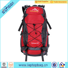 Social SA8000 Audit Professional Manufacture Waterproof Travel Hiking Backpack