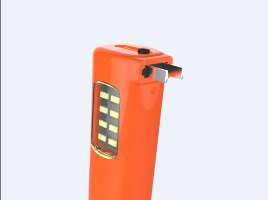Kamisafe -8829 LED electric torch