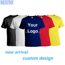 New arrival custom t shirt design new feeling clothing blank t shirts deal man shirt