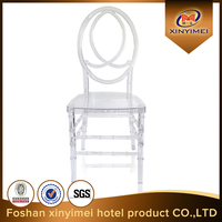 Good price plastic resin phoenix chair made in China