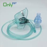 Health Medical Surgical Disposable Nebulizer Oxygen