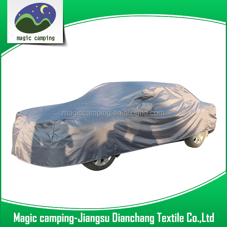China Suppliers silver Suv car Cover manufacturer