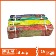 20 ton web sling heavy duty lifting helicopter sling