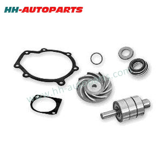9062000004 Heavy Duty Truck Parts for Mercedes Benz Water Pump 9042000004