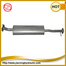 High Quality Professional Customized Motorcycle Muffler Exhaust For Street Motorcycle 1000Cc