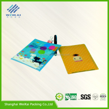 waterproof binding folders, a4 hard cover file folder, plastic L shape file folder SHWK4355