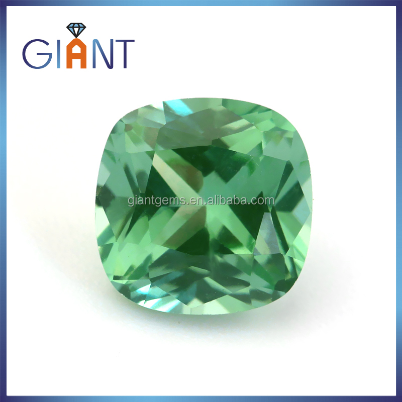 Colombia emerald gemstone green synthetic spinel #135 emerald per carat