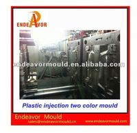 High Quality Plastic Injection Two Color Mould