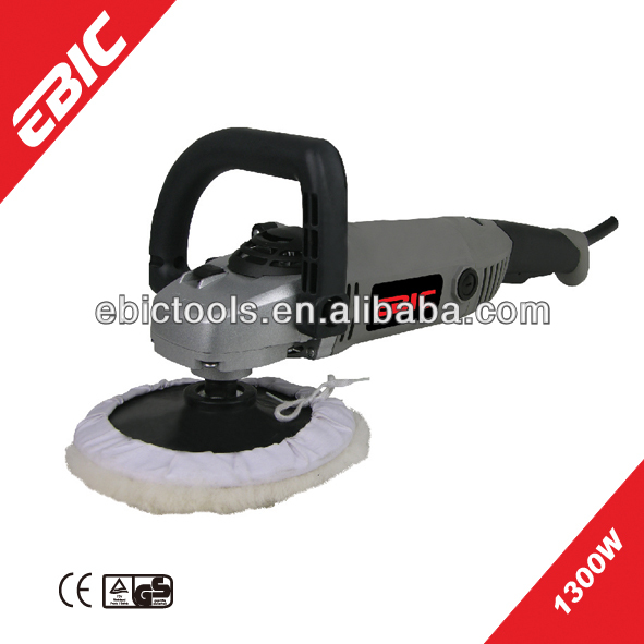 EBIC 180mm 1300W dual action car polisher