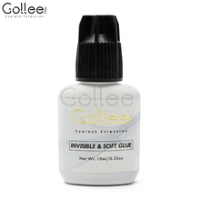 1-2s Setting Time Black Bonding Eyelash Adhesive With MSDS Darkness Super Strong Korean Eyelash Extension Glue