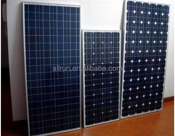 TUV MCS IEC CE APPROVED high efficiency 250w 200w 150w 100w 12v solar panel
