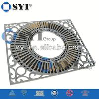 Ductile Iron Tree Grate Factory of SYI Group