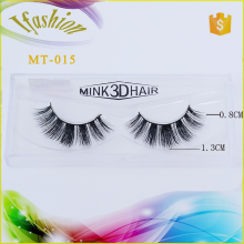 Cotton Band Mink Belle Eyelash from Top quality Mink Lashes Vendor MT-015