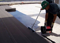 SBS/app Modified Bitumen Self-adhesive waterproof membrane roofing roll
