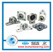 Good quality stainless steel PBT pillow block bearing UCF206