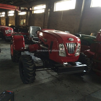 high quality 4wd agriculture garden Farm Tractor from manufacturer of HUAXIA