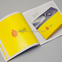 Wholesale Hardcover Premium Printing Brochure Picture