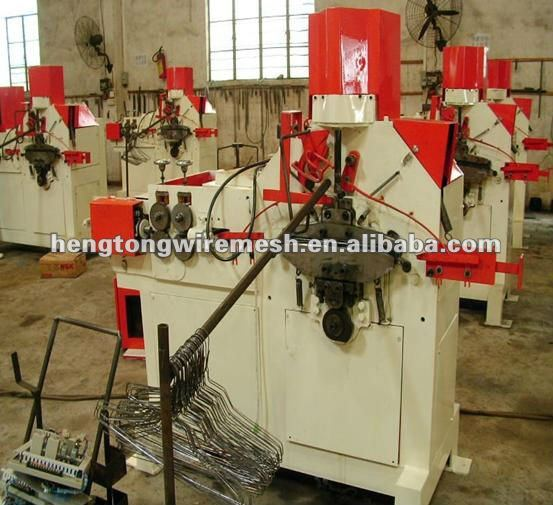 "Trousers (13-18"")Hook Hanger Forming Machine"