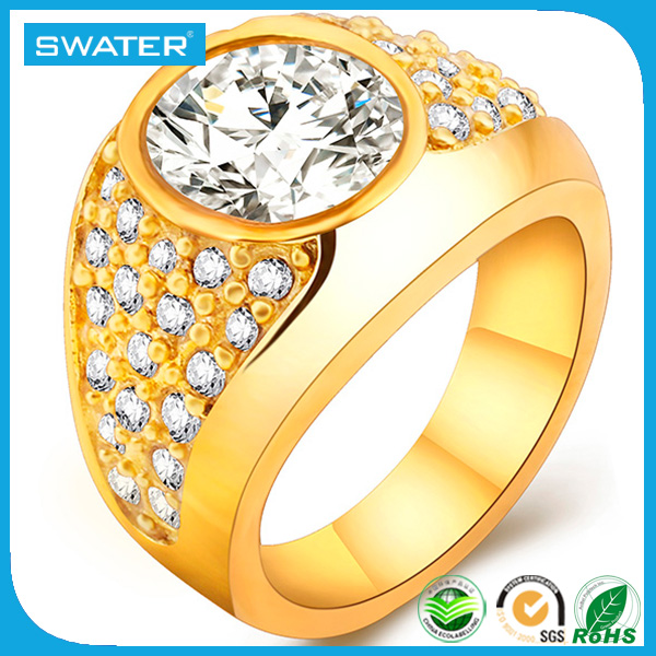 Alibaba Express Jewelry 18 Carat Yellow Gold Wedding Rings