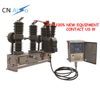 Outdoor 12kV Parts Of Vacuum Circuit Breaker Switch, Circuit Breaker Types