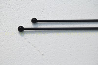 Special steel hearing rod