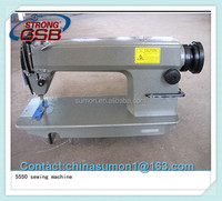 GW-5550 Single needle leather sewing equipment
