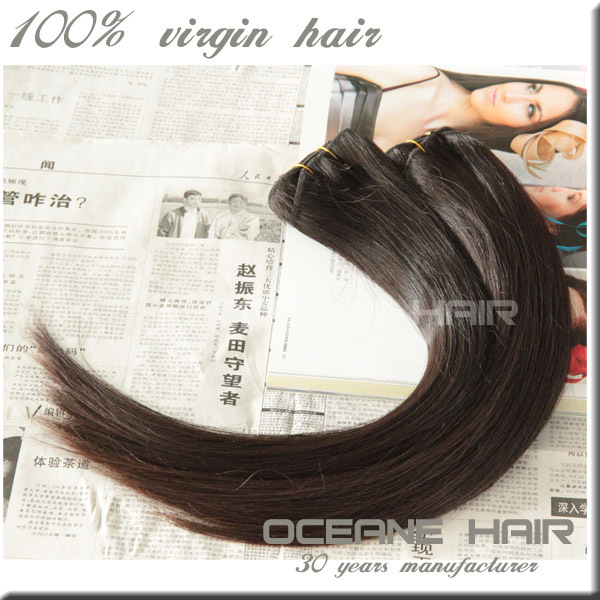 Cheapest price hot selling hair extensions natural hair weaves for black women