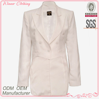 Lady's Workwear Long Sleeve Skirt Suits Factory Direct Selling