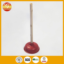 Trade Assurance Plastic Toilet Plunger with long handle
