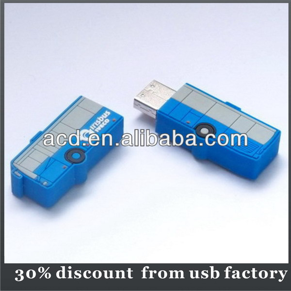 30% discount of car usb flash drive
