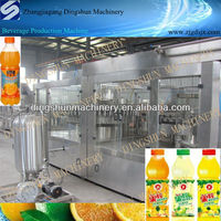 PET Bottle Juice Packing Machine