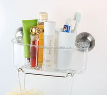 Hotel and Home Decoration Storage Plastic Crystal Shelf