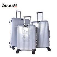 Best price travel metal case luggage