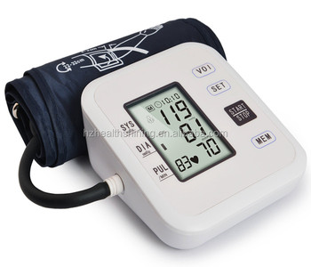 digital blood pressure bp apparatus monitor lcd board