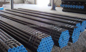 Carbon steel pipe / hs code carbon steel pipe / api 5L A106 Gr.B steel pipe manufacturer