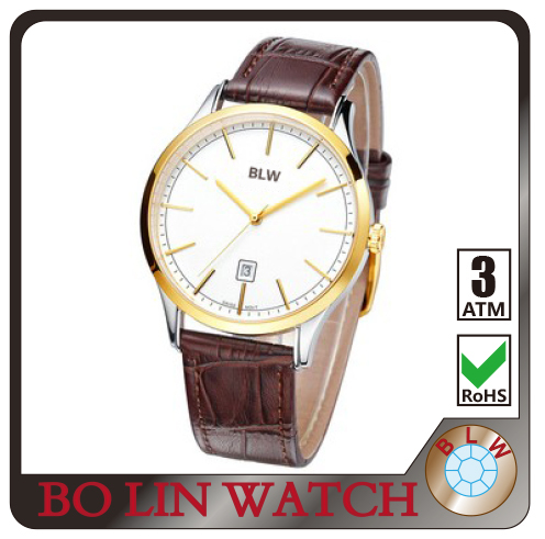 attractive wholesale alloy watch band 2014 & vintage leather watch strap in high quality
