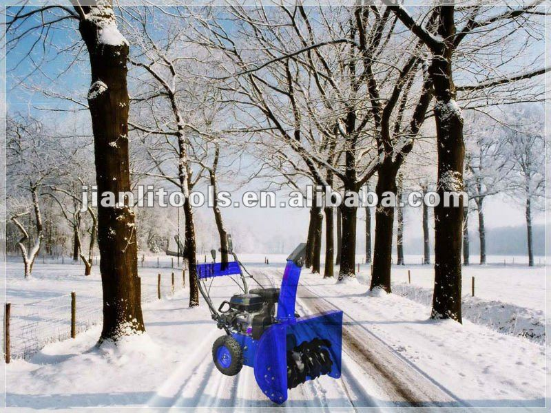 GS/EPA APPROVAL 6.5HP ZONGSHEN SNOWBLOWER THROWER