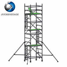 1500KG Loading Capacity Scaffolding With Boards And Stairs Used Scaffolding Boards For Sale