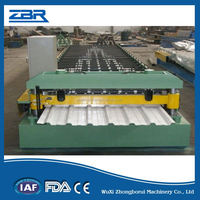 Metal Wall and Roofing Production Line,Wall Panel Making Machine