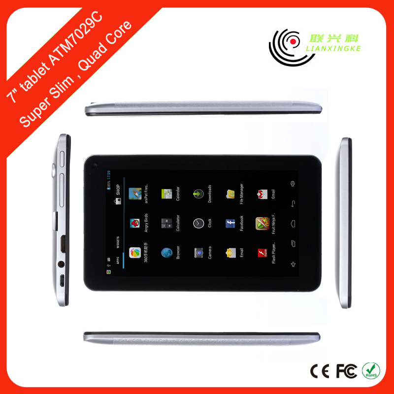 Guangdong 7 inch tablet pc android 4.2.2 with fm transmitter