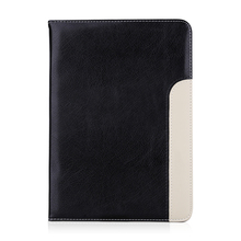 New Leather Tablet Folio Card Stand Case Cover for iPad mini 2/3/4/Air 2/Pro