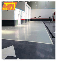Oil Resistant floor coating epoxy primer paint anti corrosive paint